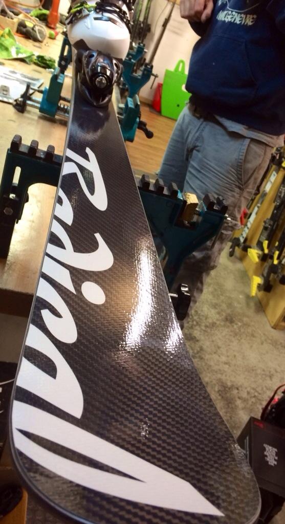 we sale radical skis