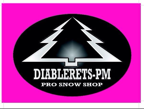 skis rental in les Diablerets glacier 3000