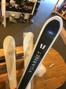 skis Vuarnet en test