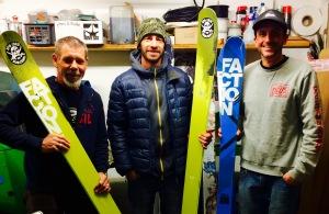 ski team dpm family les diablerets