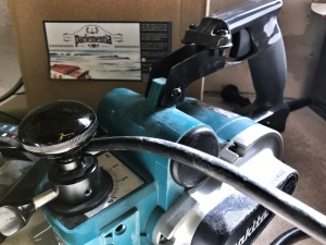 rabot makita shape board