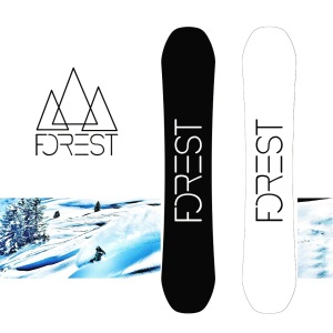 forest snowboards base